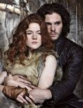 Kit Harington and Rose Leslie