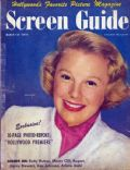 Screen Guide Magazine [United States] (March 1950)