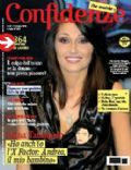 Anna Tatangelo on the cover of Confidenze Magazine (Italy) - October 2010