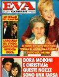 Eva Express Magazine [Italy] (27 March 1986)