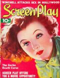 Myrna Loy on the cover of Screen Play (United States) - September 1934