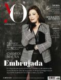 Carmen Maura on the cover of Yo Dona (Spain) - August 2013