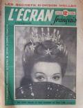 L'Ecran Francais Magazine [France] (23 September 1948)
