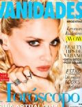Leonora Balcarce on the cover of Vanidades (Argentina) - December 2014