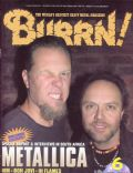 Burrn! Magazine [Japan] (June 2006)