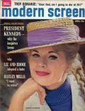 Modern Screen Magazine [United States] (April 1962)