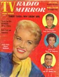 Patti Page on the cover of TV Radio Mirror (United States) - June 1957