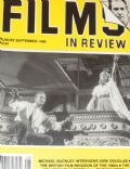 Films in Review Magazine [United States] (August 1989)