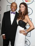 Russell Simmons and Shannon Elizabeth
