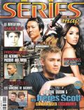 Chad Michael Murray, Eva Longoria, Jared Padalecki, Jensen Ackles, Masi Oka, Matt Dallas, Wentworth Miller on the cover of Series Mag (France) - January 2008