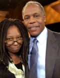 Whoopi Goldberg and Danny Glover