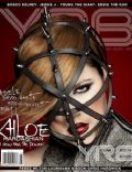 Khloé Kardashian on the cover of Yrb (United States) - January 2011
