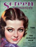Sylvia Sidney on the cover of Screen Romances (United States) - May 1932