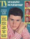 Ricky Nelson on the cover of TV Radio Mirror (United States) - July 1958