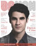 Darren Criss on the cover of Da Man (United States) - February 2011