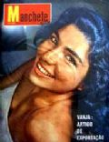 on the cover of Manchete (Brazil) - February 1957