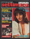 Settimana TV Magazine [Italy] (28 December 1975)