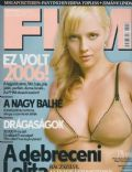 FHM Magazine [Hungary] (January 2007)