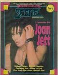 Joan Jett on the cover of Scene (United States) - July 1994
