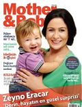 Zeyno Eracar on the cover of Mother and Baby (Turkey) - October 2013