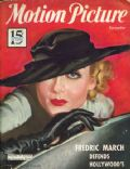 Carole Lombard on the cover of Motion Picture (United States) - November 1934