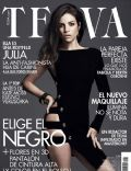Julia Restoin Roitfeld on the cover of Telva (Spain) - April 2014