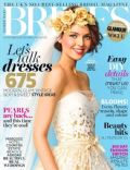 on the cover of Brides (United Kingdom) - December 2013