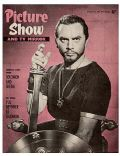 Yul Brynner on the cover of Picture Show (United Kingdom) - November 1959