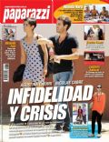 Agustina Cherri, Nicolás Cabré on the cover of Paparazzi (Argentina) - November 2013