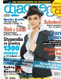 Monika Brodka on the cover of Dlaczego (Poland) - December 2005