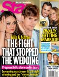 Ashton Kutcher, Mila Kunis on the cover of Star (United States) - July 2014