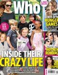 Who Magazine [Australia] (26 March 2012)