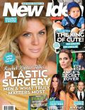 Rachel Hunter on the cover of New Idea (New Zealand) - July 2014