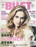 Anna Paquin on the cover of Bust (United States) - June 2012