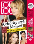Blake Lively, Jennifer Lawrence, Jessica Alba, Rihanna on the cover of Loulou (Canada) - December 2012