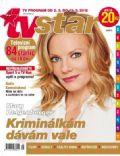 TV Star Magazine [Czech Republic] (2 March 2012)