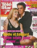 Télé Star Magazine [France] (12 January 2004)