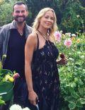 Brittany Daniel and Adam Touni