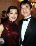 Joan Chen and Peter Hui