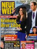 Neue Welt Magazine [Germany] (3 November 2010)