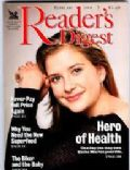 Kellie Martin on the cover of Readers Digest (United States) - February 2001