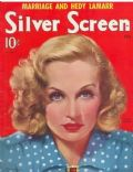 Carole Lombard on the cover of Silver Screen (United States) - July 1939