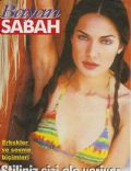 Eysan Özhim on the cover of Other (Turkey) - September 1996
