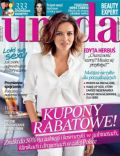 Edyta Herbus on the cover of Uroda (Poland) - November 2013