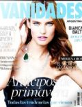 Bianca Balti on the cover of Vanidades (Argentina) - August 2014