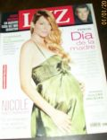 Luz Magazine [Argentina] (19 October 2008)
