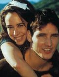Jennifer Hewitt and Peter Facinelli