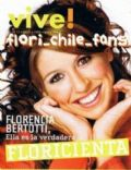Florencia Bertotti on the cover of Other (Chile) - July 2006