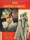 Rita Hayworth on the cover of Family Circle (United States) - October 1941