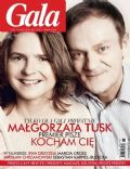 Donald Tusk on the cover of Gala (Poland) - December 2007
